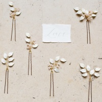 Leuce Reversible Hair Pins