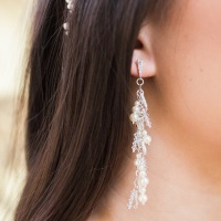 En Hiver Statement Earrings
