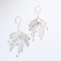 Rosa Statement Earrings