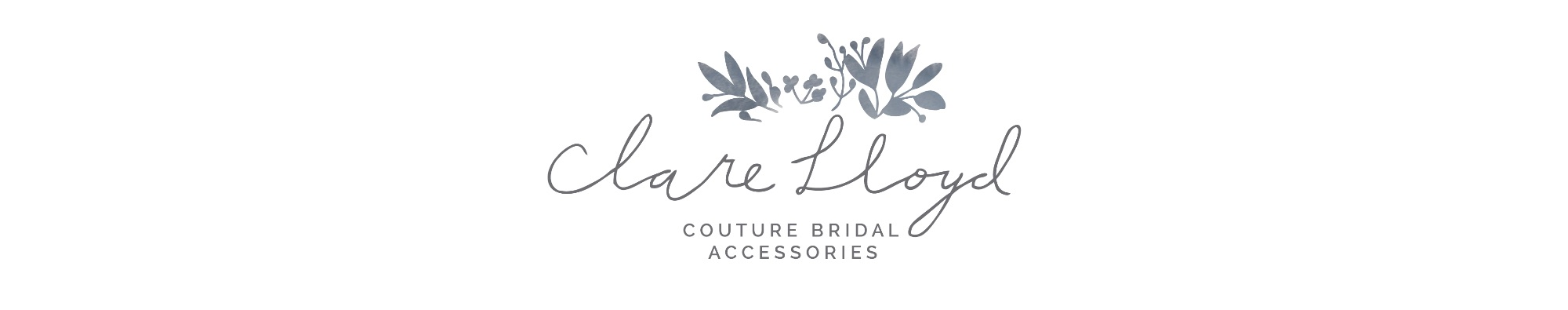 Luxury bridal hair accessories handmade by Clare Lloyd
