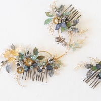 AURELIA | Bridal Headpiece and Hair Comb