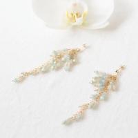 AURELIA | Statement Crystal Chandelier Bridal Earrings