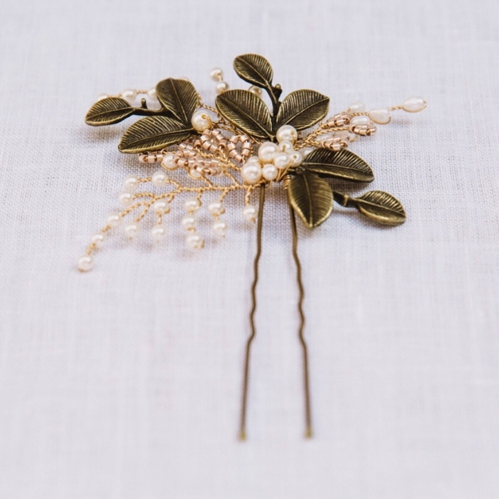 Autumn Leaves Pin