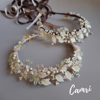 Rachel Burgess Bridal Boutique Camri Crown