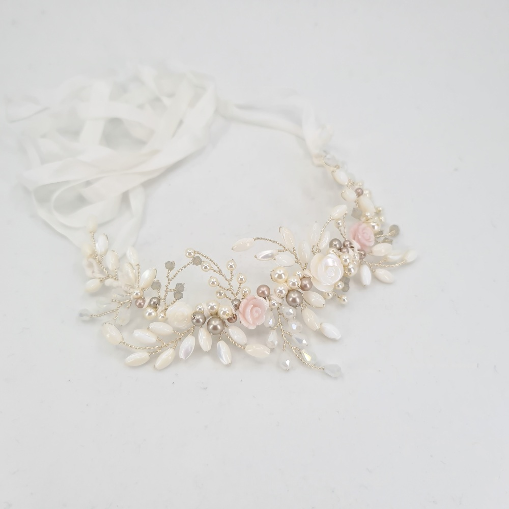 Gardenia Small Vine/Bracelet/Necklace(sample)