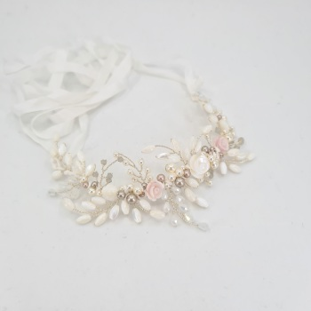 Gardenia Small Vine/Bracelet/Necklace (sample)