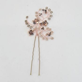 Rose Gold Hair Pin