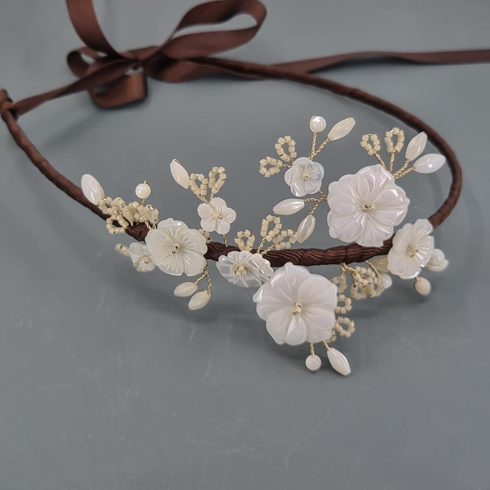 Cherry Blossom Side Headdress