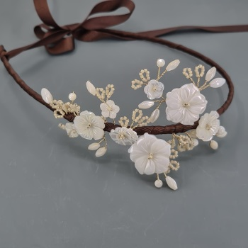 Cherry Blossom Side Headdress