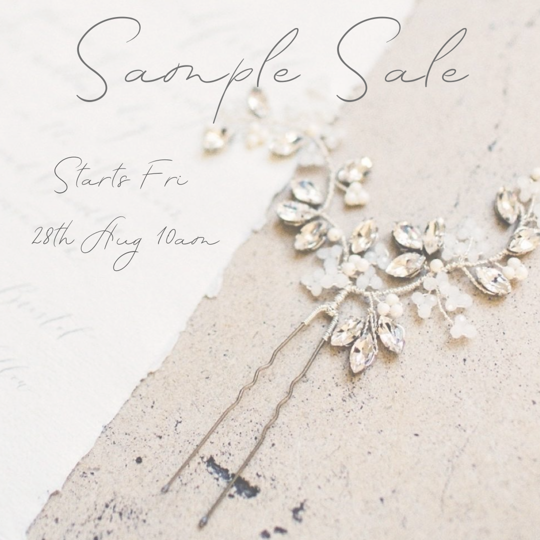 Clare Lloyd Accessories Sample Sale