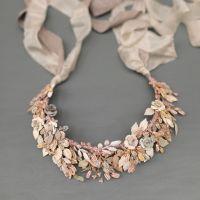 WILD EVE | Rose Floral Bridal Crown