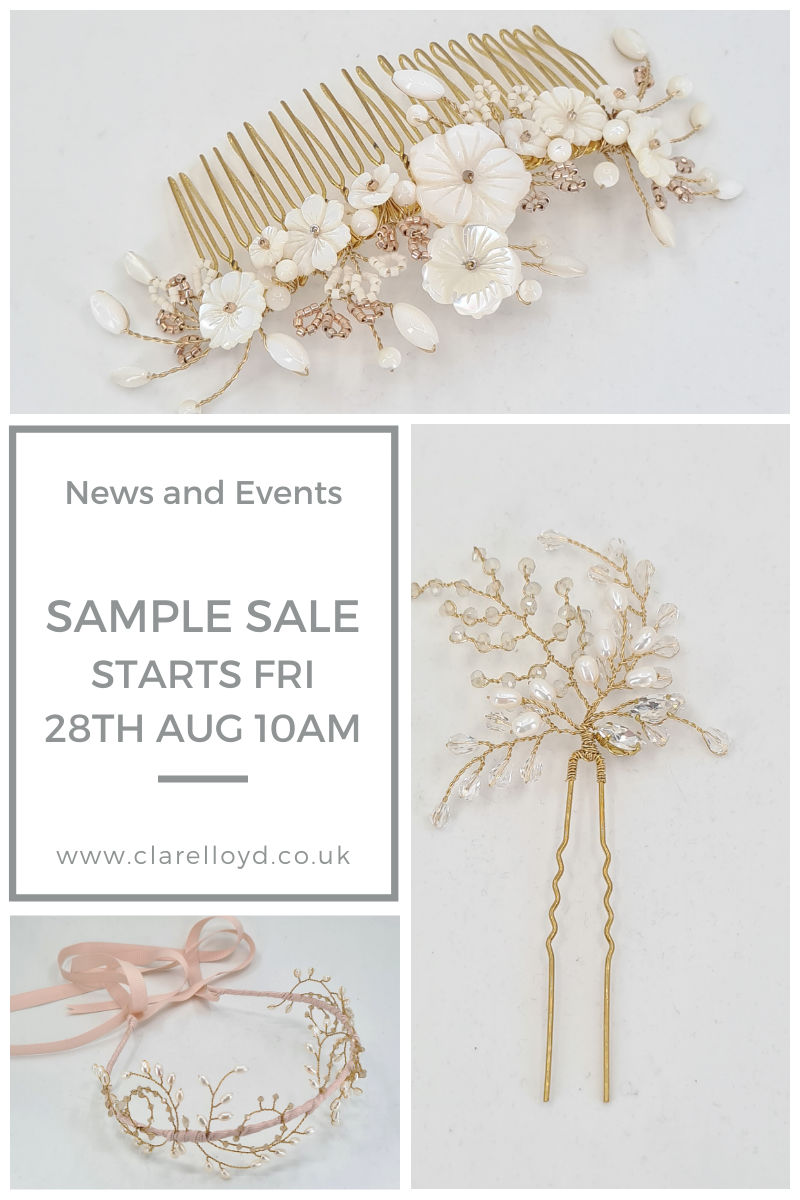Sample Sale Clare Lloyd Accessories