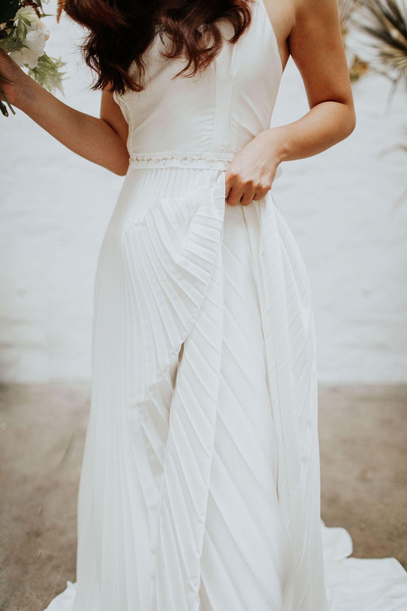 Dress by Rachel Burgess Boutique