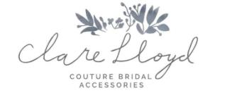 Luxury bridal hair accessories handmade by Clare Lloyd