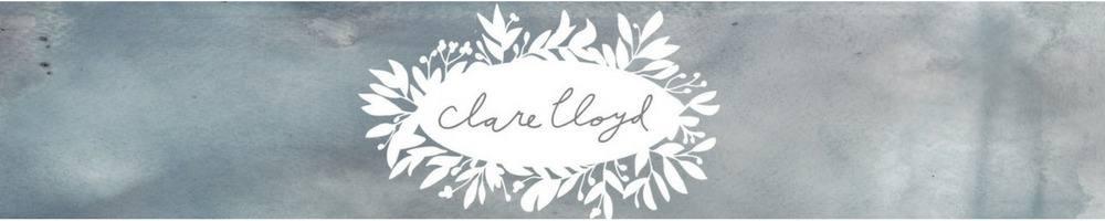 Clare Lloyd, site logo.