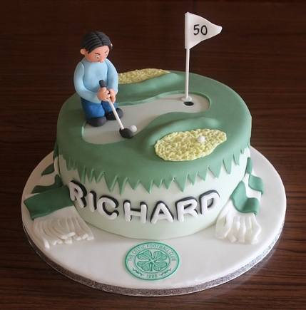celtic and golf