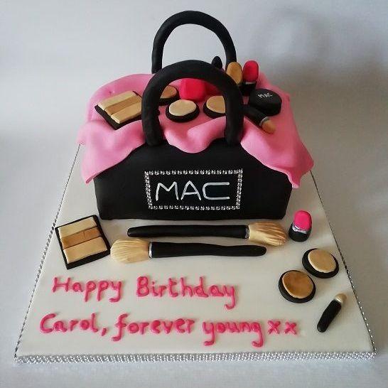 MAC cake 2