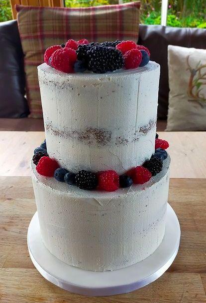 fruit wedding
