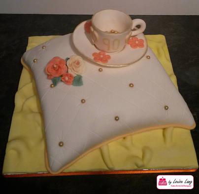 cushion cake