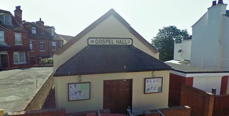 Hellier Street Gospel Hall Photo