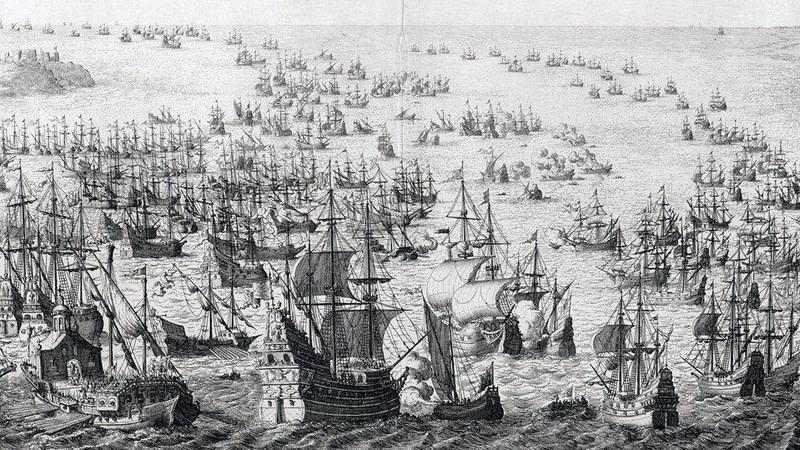 1588 Spanish Armada