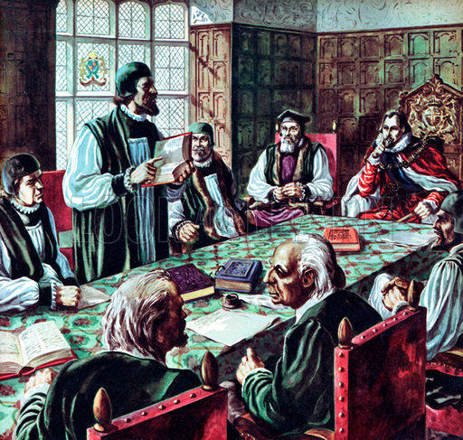 1604 Hampton Court Conference
