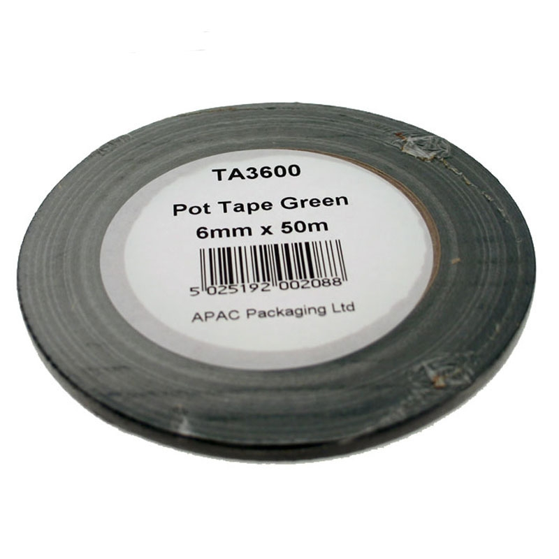 Green Tape (6mm x 50m ) #3600