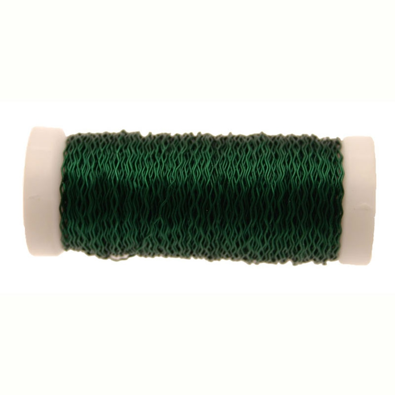 Green Bullion Wire 25g #wr4710