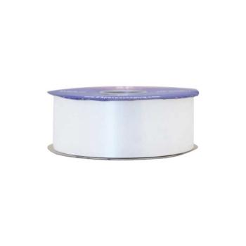 """White Polypropylene Ribbon - 2""""x100yds #RI5675"""