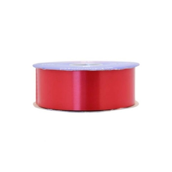 "Red Polypropylene Ribbon 2""x100yds #RI5657"