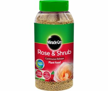 Miracle Gro Rose & Shrub Plant Food 1kg