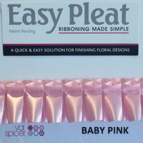 Easy Pleat Ribbon