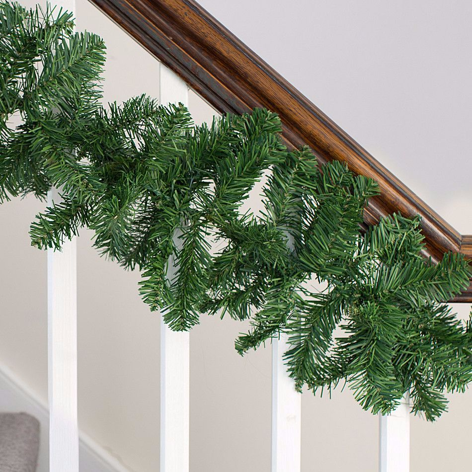 Canadian Pine garland - 200cm - Green #2251