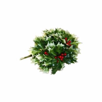 """6.5"""" Holly Pick - Assorted Colours - 12 Stems #DCP514"""