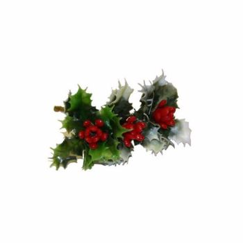 """5.5"""" Holly Pick - Assorted Colours - 12 Stems #DCP521"""
