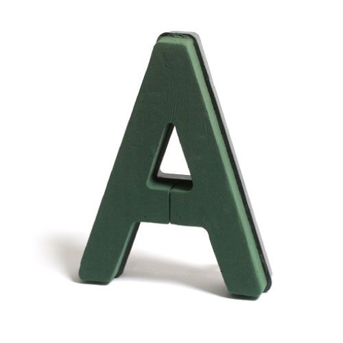 A-Z Letters - Plastic Backed - Val Spicer