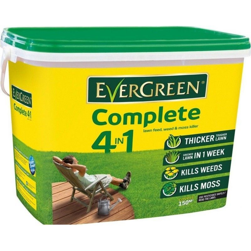 Evergreen Complete 4in1 Watersmart - 150m2