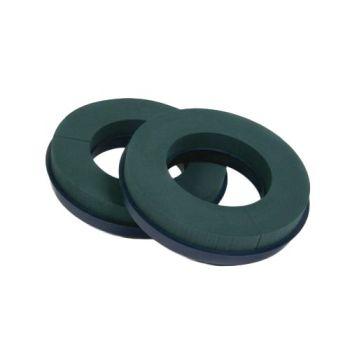 """12"""" Val Spicer Wet Foam Rings - Plastic Backed - Pack of 2 #1152"""