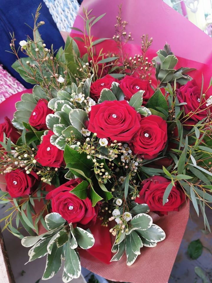 Valentines Day Fresh Flowers 2021...Pre-Order Now