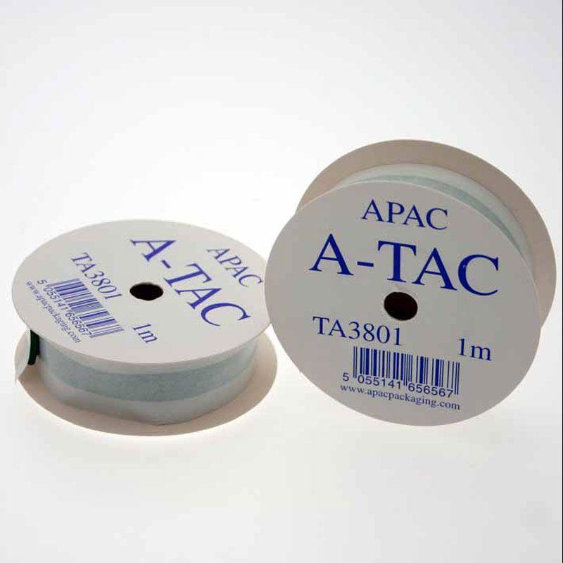 Apac A-Tac Pot Tape 1metre Green #TA3801
