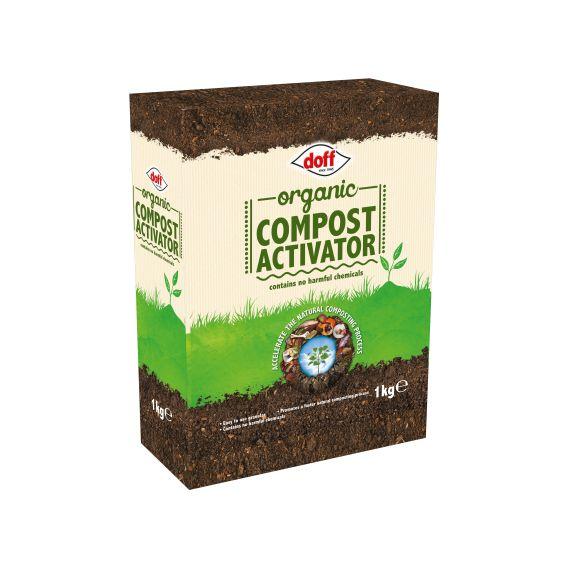 Doff Organic Compost Activator - 1kg