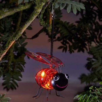 Bug Light Ladybird - Solar Powered x 1 #1080019