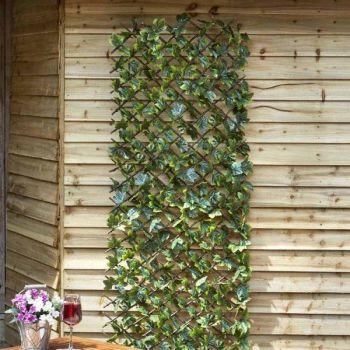 Maple Leaf Trellis - 180x90cm #5045078