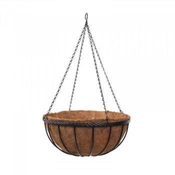 """Saxon Basket - 14"""" x 1 #6030031"""