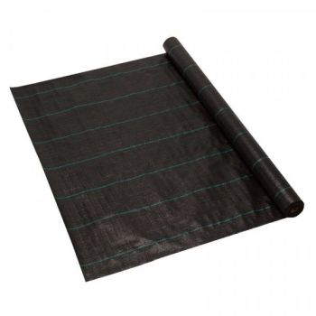 G100 Woven Anti-Weed Fabric - 1x15m #7015001