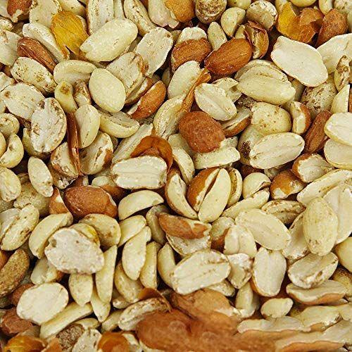 1kg Johnston & Jeff Split Wild Bird Peanuts