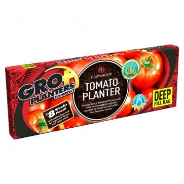 Tomato Planter - Deep Fill - 56ltr #Growmoor Better Growing