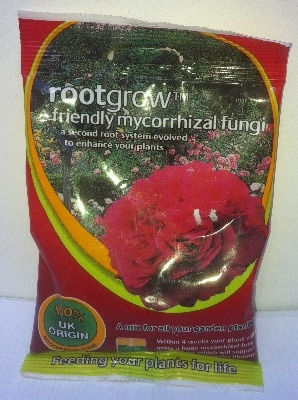 Rootgrow Friendly Mycorrhizal Fungi 75g 100% UK Origin