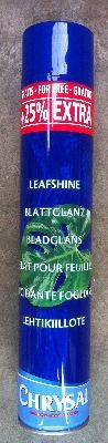 Leaf shine Chrysal 750ml