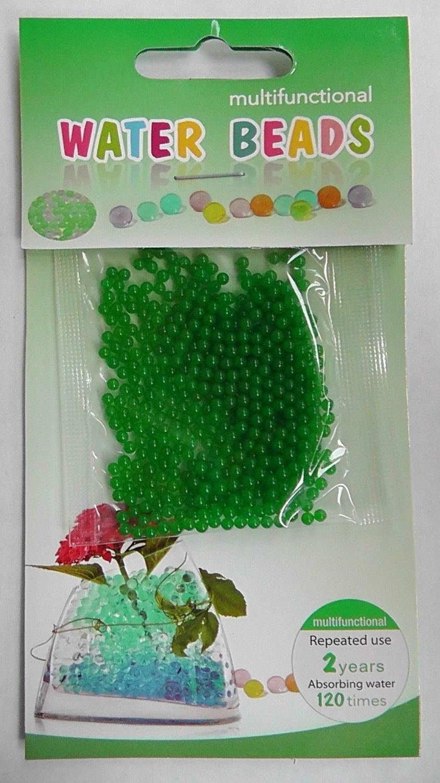 Multifunctional Water Beads 10g GREEN